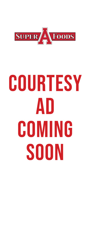 Courtesy Ad Coming Soon